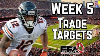 Must Trade For Players - 2019 Fantasy Football (Week 5)