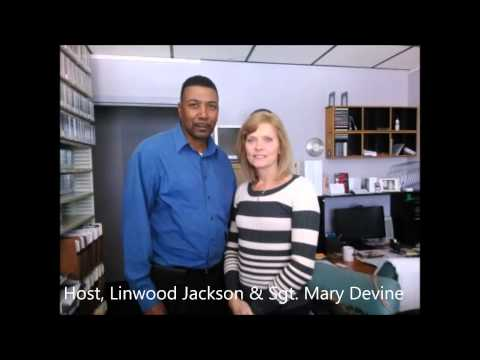 Sgt. Mary Divine, NCC Police Mounted Patrol on the Linwood Jackson Radio Show