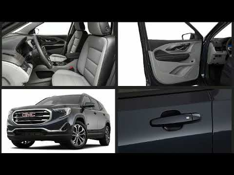 2019 GMC Terrain Video