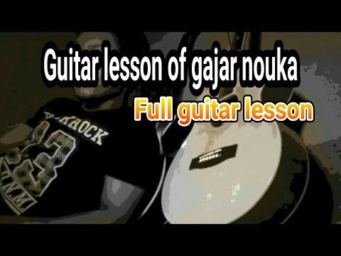 download lagu Full Guitar Lesson Of Gajar Nouka gratis
