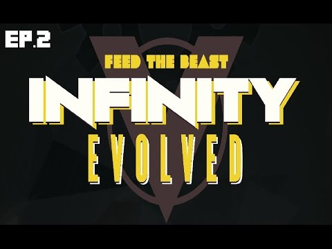 Feed The Beast Infinity Evoled ft Timo [Ep.2]:'Runic Dungeons En Thaumcraft'