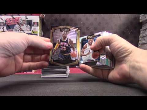 Ben G's 2014/15 Select NBA Box Break