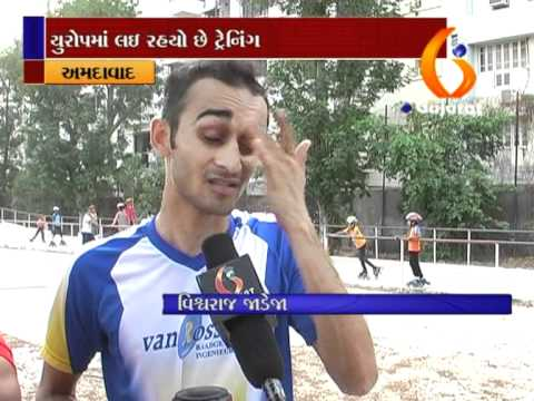 Vishwaraj jadeja first interview on Indian TV Gujarat News