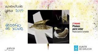 Gañadores Deseño de Xoias Xuventude Crea 2015