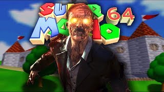 Black Ops 3 Funny Moments - Zombies in Super Mario 64!