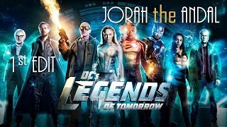 Legends of Tomorrow Suite (Main Theme) First Edit