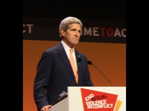 John Kerry in London: ISIS Is a Threat to Europe, US, Other Countries