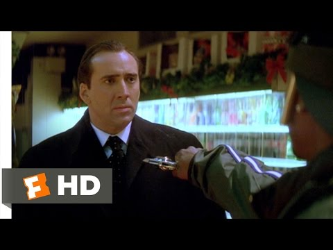 The Family Man (1/12) Movie CLIP - Do You Want To Die? (2000) HD