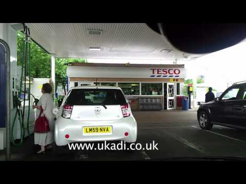 Filling Up Car With Petrol Diesel Misfuelling!