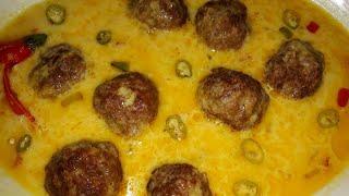 آموزش کوفته باسس ماست یه غذای بی نظیر از مامان تی وی