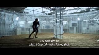 THE MARTIAN - NGƯỜI VỀ TỪ SAO HOẢ - Trailer đầu tiên