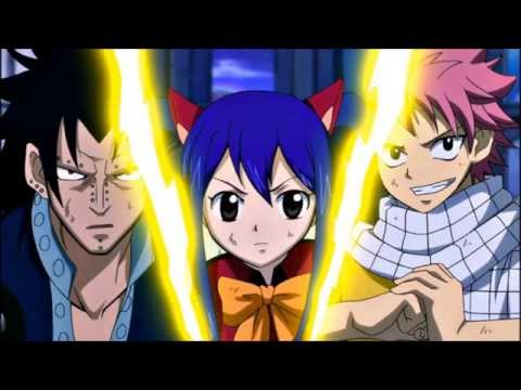 Fairy Tail OST 3 COMPLETE [HD]