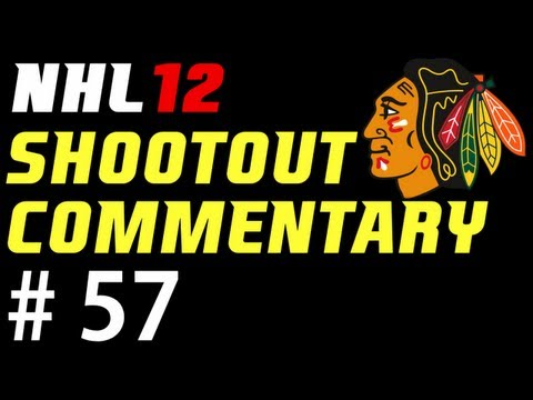 NHL 12: Shootout Commentary ep. 57