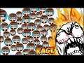AGARIO RAGE MODE: ACTIVATED! SIMON BECAME MENTAL! (THE MOST A...