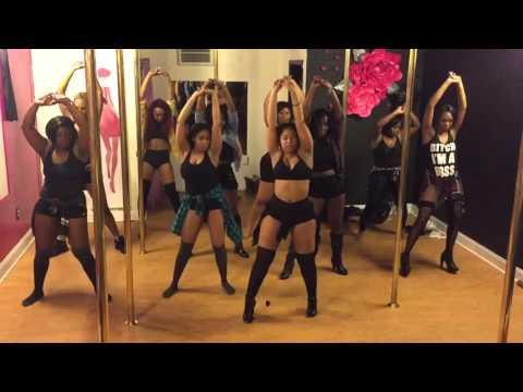 Rihanna Work Sexy Choreo Work Dance