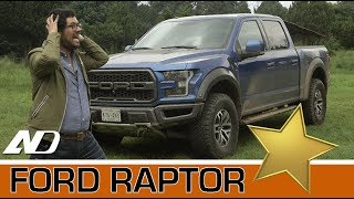 """Ford Lobo (F150) Raptor ⭐️ - El auto más """"Badass"""" que he manejado"""