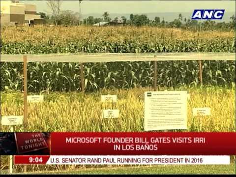 Why Microsoft's Bill Gates visited Laguna