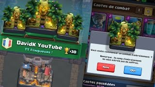 Clash Royale FAIL PACK OPENING RUSH ARENA 4