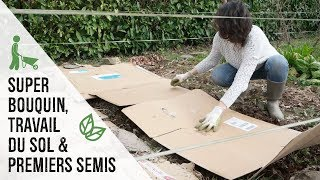 VLOG POTAGER 🌱 Je m'y remets ENFIN! | Friendly Beauty