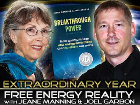 Free Energy Reality with Jeane Manning & Joel Garbon