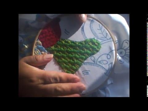 bordados de fantasia 5 video