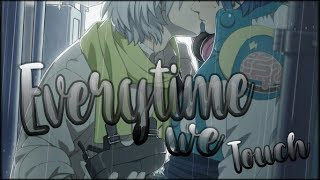 ✮Nightcore - Everytime we touch (Rock Cover)