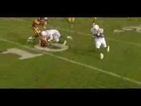 vince young - 2006 Rose Bowl highlights Video