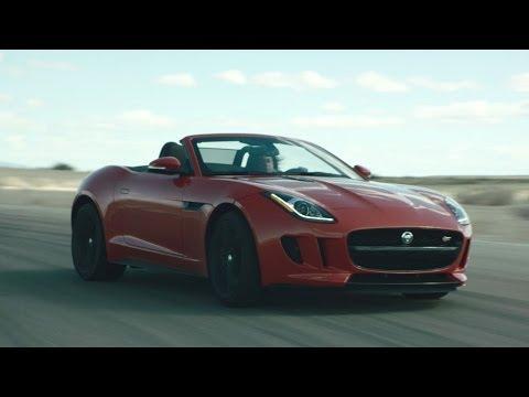 2014 Jaguar F-Type V8 S Review - TEST/DRIVE