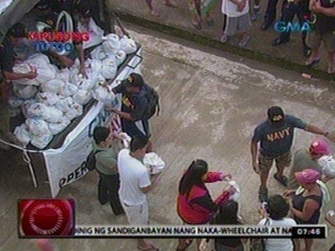 24 Oras: Operation Bayanihan sa Calasiao, Pangasinan