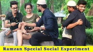 Ramzan Special Hindu Muslim Social Experiment In India 2019    Funday Pranks