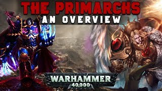 Primarchs of the Imperium: An Overview (Horus Heresy) | Warhammer 40,000