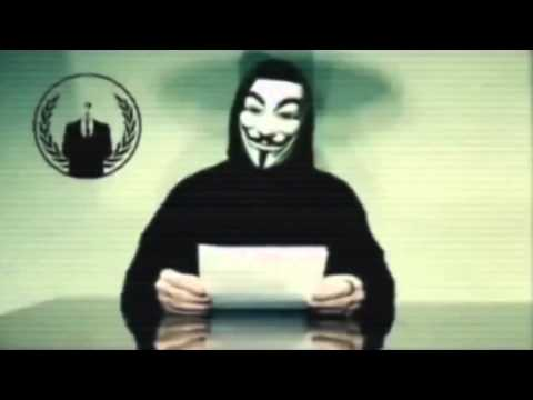Anonymous e as mentiras do discurso da Dilma Rousseff