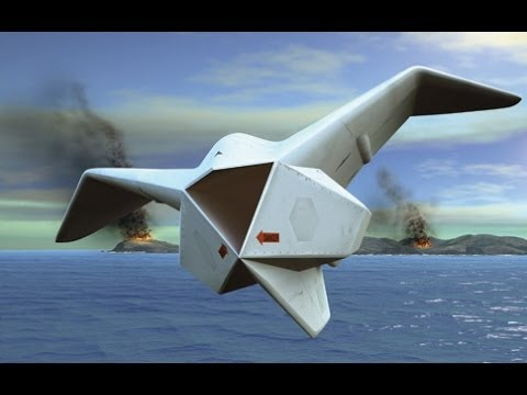 Leaked Footage - Super Sonic Military fighter plane !! UFO sightings 2013 [ Don t WATCH that! ]