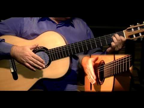 Flamenco Guitar Rumba lesson by Jose Manuel Montoya-Clase de Rumba por Jose Manuel Montoya_Parte1/2