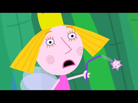 Ben and Holly's Little Kingdom Full Episode 🌟Holly's Broken Wand   Cartoons for Kids