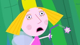 Ben and Holly's Little Kingdom Full Episode 🌟Holly's Broken Wand | Cartoons for Kids