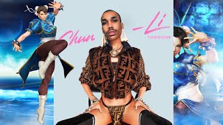 Nicki Minaj- Chun-Li Music Video