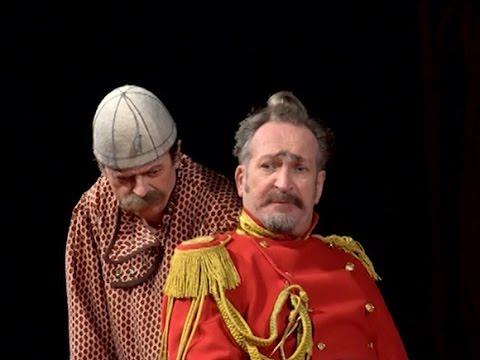 Спектакль с грузинским акцентом покажут в Театре драмы