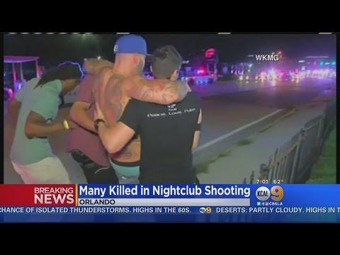 50 Dead In Florida Nightclub Shooting, Worst In US History