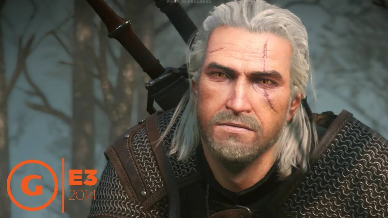 Follower Request Witcher 3 Geralt Of Rivia Skyrim Mod