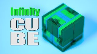DIY Infinity Cube - How to Make a LEGO Infinity Cube Tutorial
