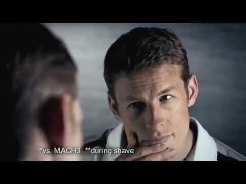 Gillette Werbung / Commercial (Jenson Button) 2014