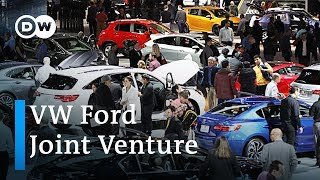 VW & Ford to announce joint venture | DW News