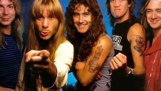 Watch Iron Maiden Massacre video