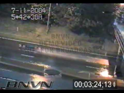 7/11/2004 Traffic Camera Explosive Flooding