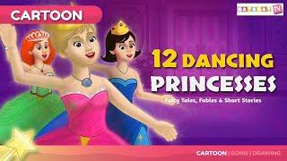 Dancing Princesses I Tale in Hindi I बच्चों की नयी हिंदी कहानियाँ I