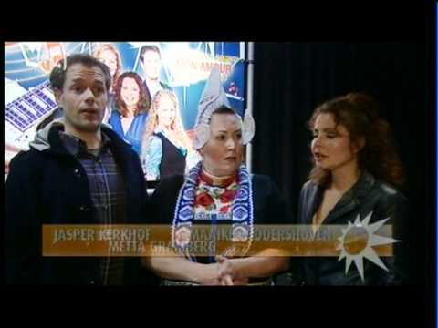 Perspesentatie Volendam de Musical - RTL Boulevard