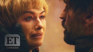Lena Headey Reacts To 'Game Of Thrones' Death Scene