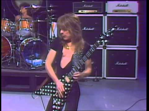 "Ozzy Osbourne - ""Mr. Crowley"" Live 1981"