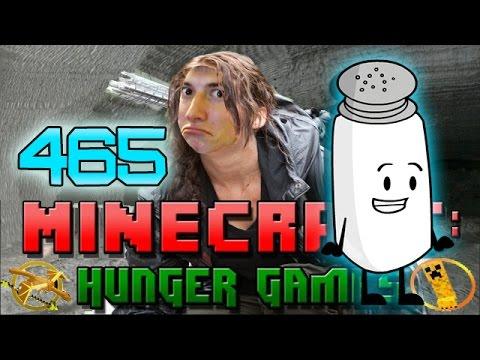 Minecraft: Hunger Games w/Mitch! Game 465 - Salt Mines!
